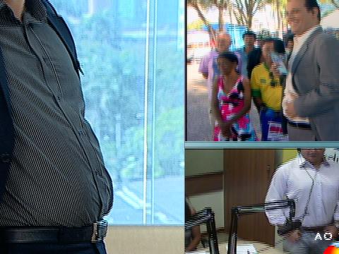 Emagreça com saúde: apresentadores da Tv Vitória aceitam desafio ...