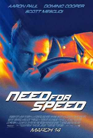 Cartaz Need for Speed - O Filme