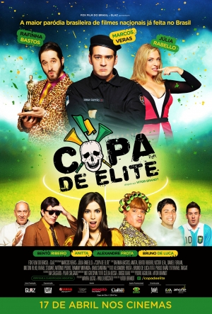 Cartaz Copa de Elite