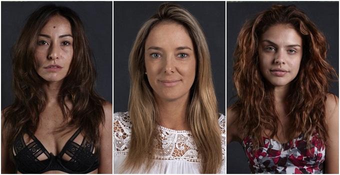 Famosas fazem campanha e posam sem maquiagem | Folha Vitória