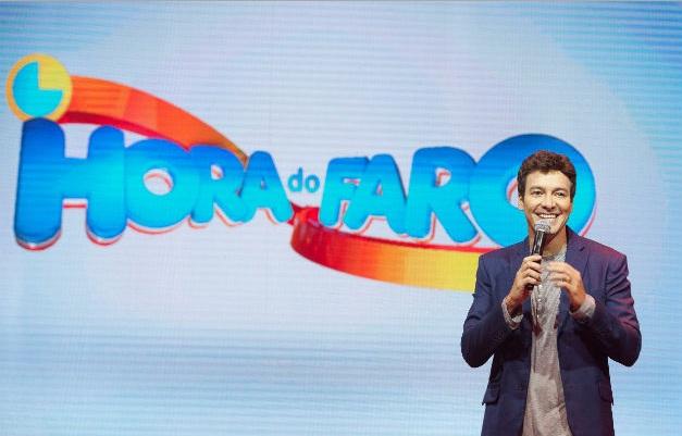 Programa do Rodrigo Faro será apresentado ao vivo nos domingos ...