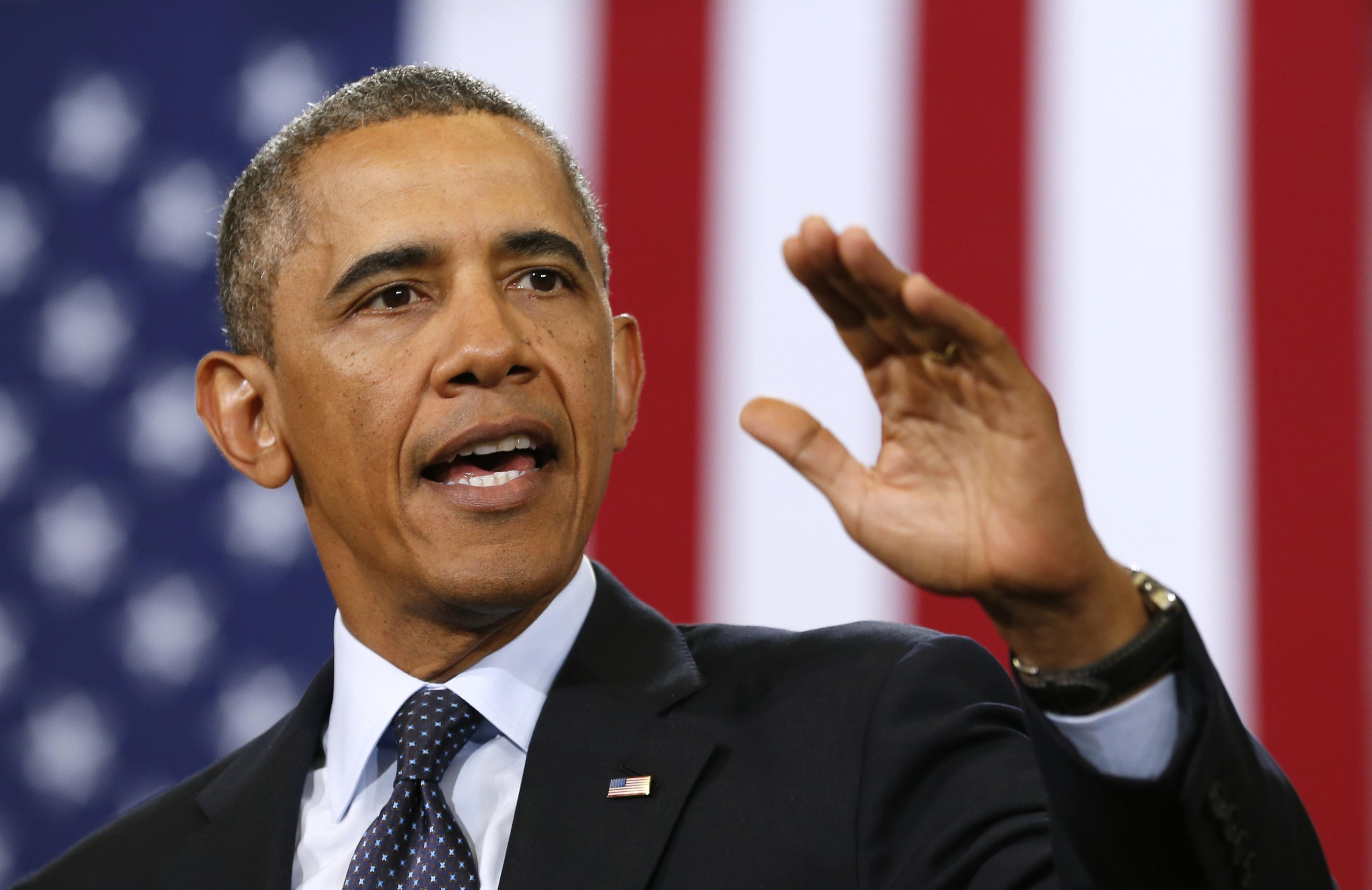 Obama nega uso de forças militares em combates terrestres contra Estado Islâmico
