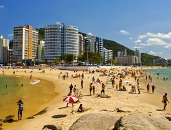 Vai dar praia! Orlas de Vitória e Vila Velha têm 16 pontos próprios ...