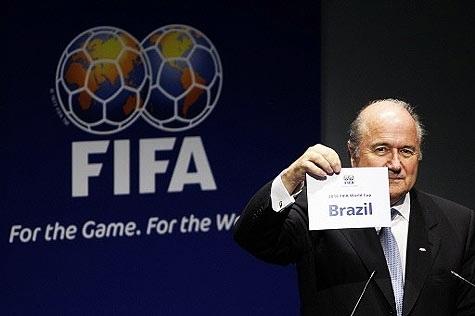 Copa do Mundo de 2014: cidades-sede, estádios, datas, mascote ...