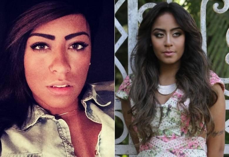 Irmã de Neymar surge irreconhecível em ensaio fotográfico   Folha ...