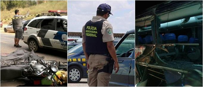 Seis mortos e dezenas de feridos em acidentes registrados na saída ...