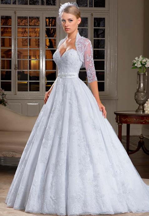 Nova Coleção Apresenta Vestidos Princesas Que São Um Luxo