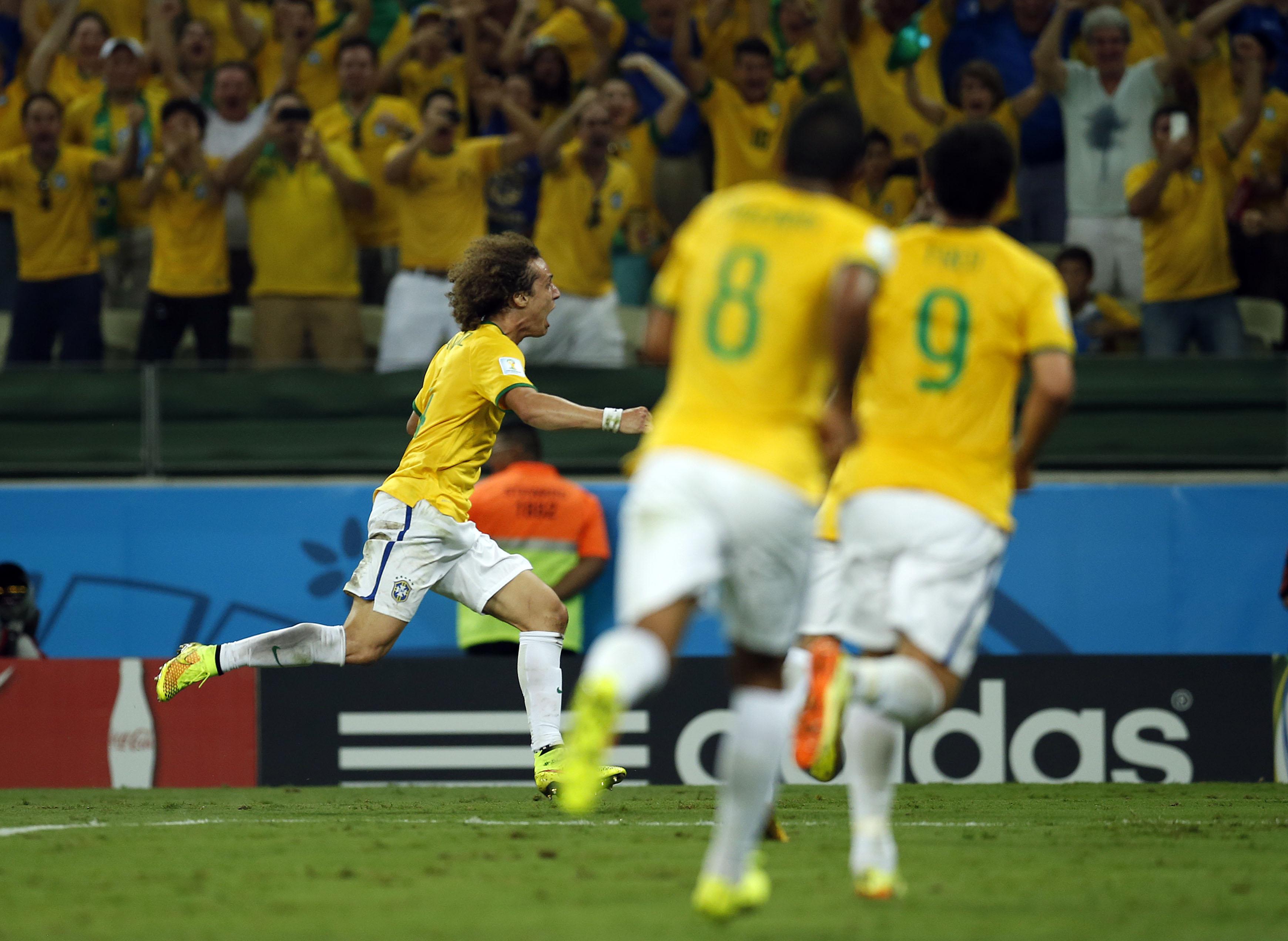 Queridinho, David Luiz tem tudo para virar o capitão | Folha Vitória