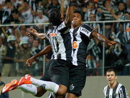 Em vantagem, Atlético-MG decide Recopa contra Lanús | Folha Vitória