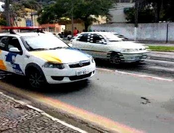 Atropelamento na Avenida Beira Mar deixa trânsito complicado em ...