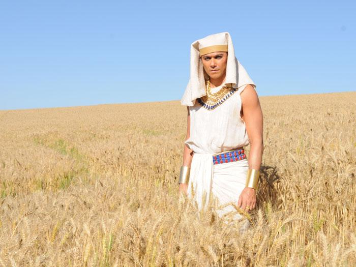 Minissérie José do Egito conquista a vice-liderança no início da ...