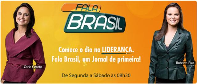 Fala Brasil lidera na audiência da última quinta-feira | Folha Vitória