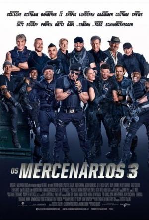 Cartaz Os Mercenários 3