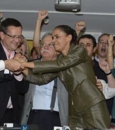 Em propaganda, PSB introduz Marina Silva