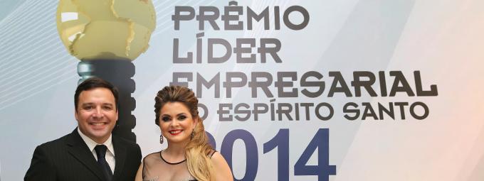Entrega do Prêmio Líder Empresarial 2014