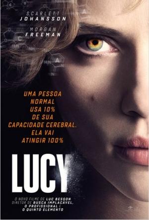 Cartaz Lucy