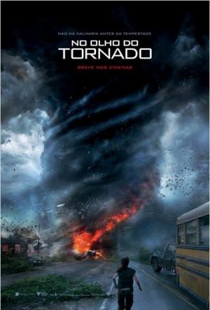 Cartaz No Olho Do Tornado
