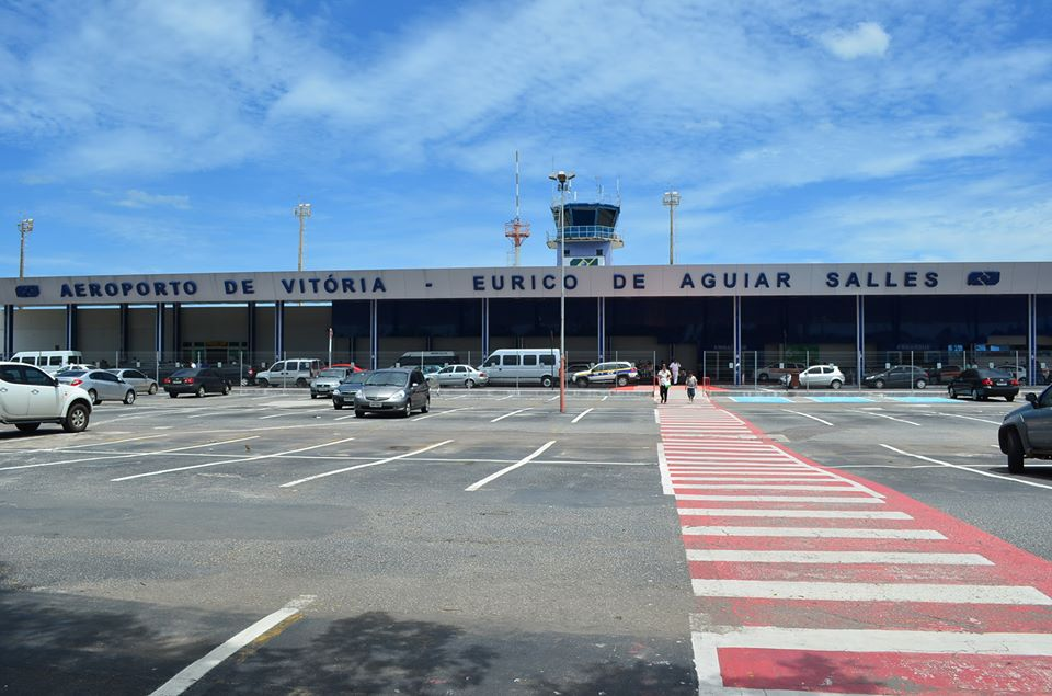 Aeroporto Espirito Santo : Mau tempo no rio de janeiro cancela voos aeroporto