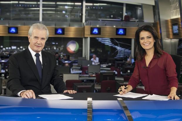 Jornal da Record exibe entrevistas com candidatos à Presidência a ...