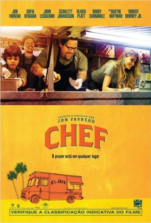 Cartaz Chef
