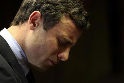 Pistorius é considerado culpado por assassinato da namorada, em ...