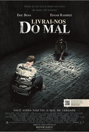 Cartaz Livrai-nos Do Mal