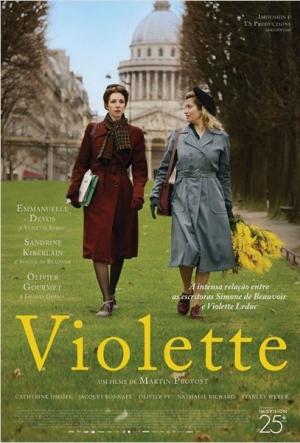 Cartaz Violette