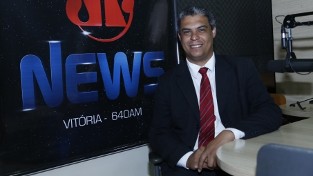 Em Sabatina na Jovem Pan News, André Moreira diz que sistema prisional é