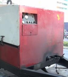 Suspeito de roubar máquina é preso