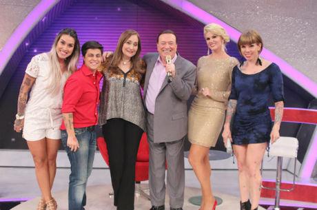 """Sonia Abrão comenta solteirice em programa de TV: """"Pretendo ..."""