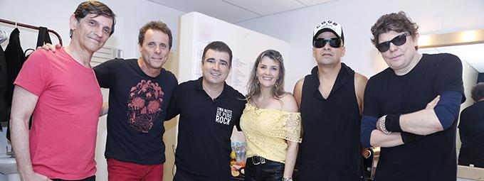 Paralamas e Titãs fazem rock em dobro em Vitória