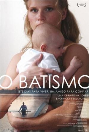 Cartaz O Batismo