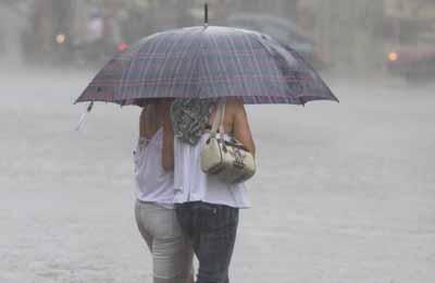 Fenômeno traz chuva forte para o Espírito Santo a partir da próxima ...