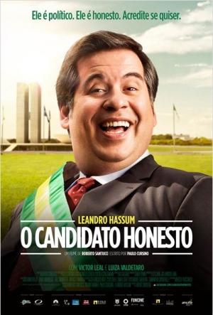 Cartaz O Candidato Honesto