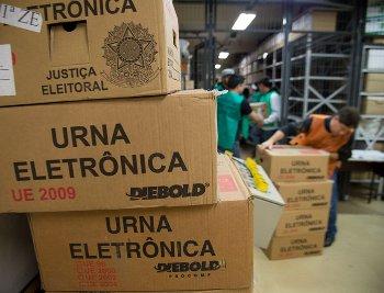 Quase 80 urnas eletrônicas registraram problema no Espírito Santo ...