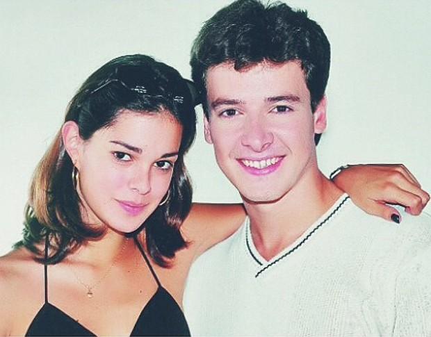 Rodrigo Faro compartilha foto antiga do início do namoro com Vera ...