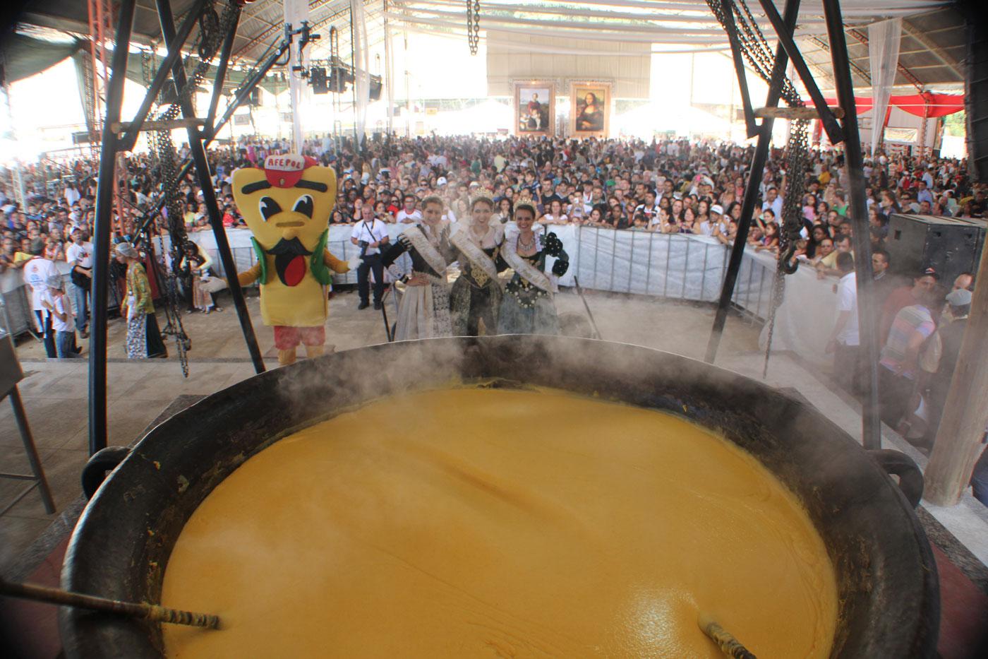 Atrações nacionais e almoços típicos vão agitar a 38ª edição da ...
