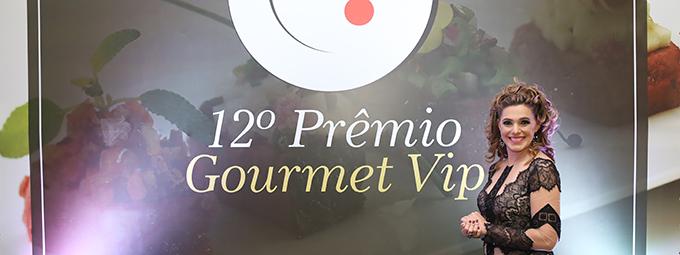 Entrega do Prêmio Gourmet Vip 2014