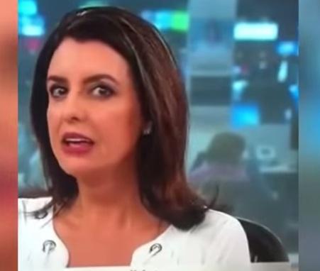 Carla Lopes era repórter e apresentadora. Foto: Reprodução - 3265828-jornalista-demitida