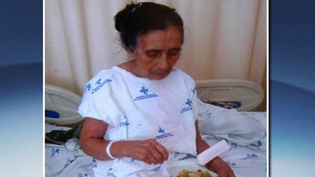Idosa morre minutos depois de receber alta de hospital da Serra e família diz que foi negligência