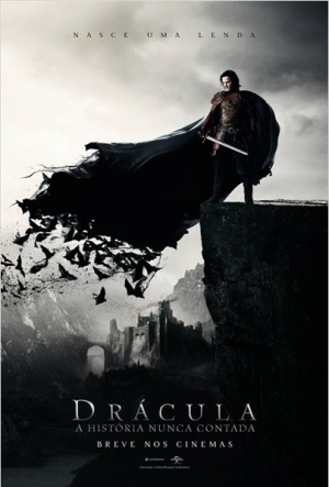 Cartaz Drácula - A História Nunca Contada