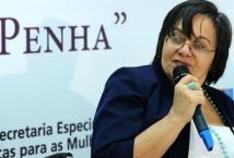 Maria da Penha quer ampliar políticas contra a violência