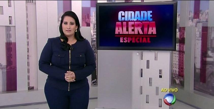 Sucesso na Record, Fabíola Gadelha vai comandar o Balanço ...