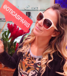 Blogueiras vão à festa de ótica em Vitória