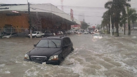 Chuva no ES: Confira os bairros onde o volume de água bateu recorde na Grande Vitória