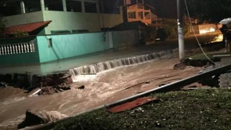 Chuva no ES: Sobe para 605 o número de pessoas que precisaram deixaram as casas