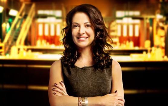 Ana Paula Padrão segue no comando da segunda temporada de ...