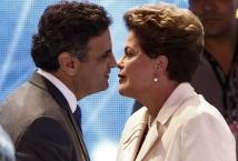Empresas da Lava Jato doaram R$109 mi para Dilma e Aécio