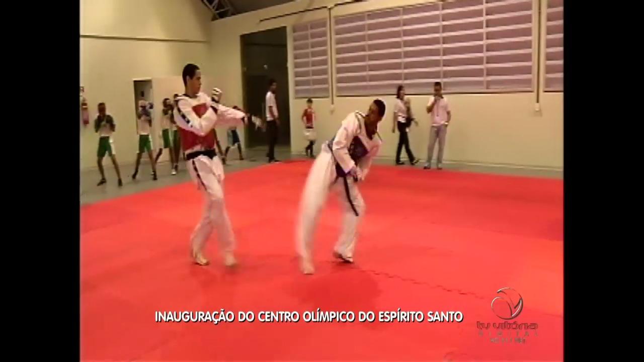 Inauguração do Centro Olímpico do Espírito Santo | Folha Vitória