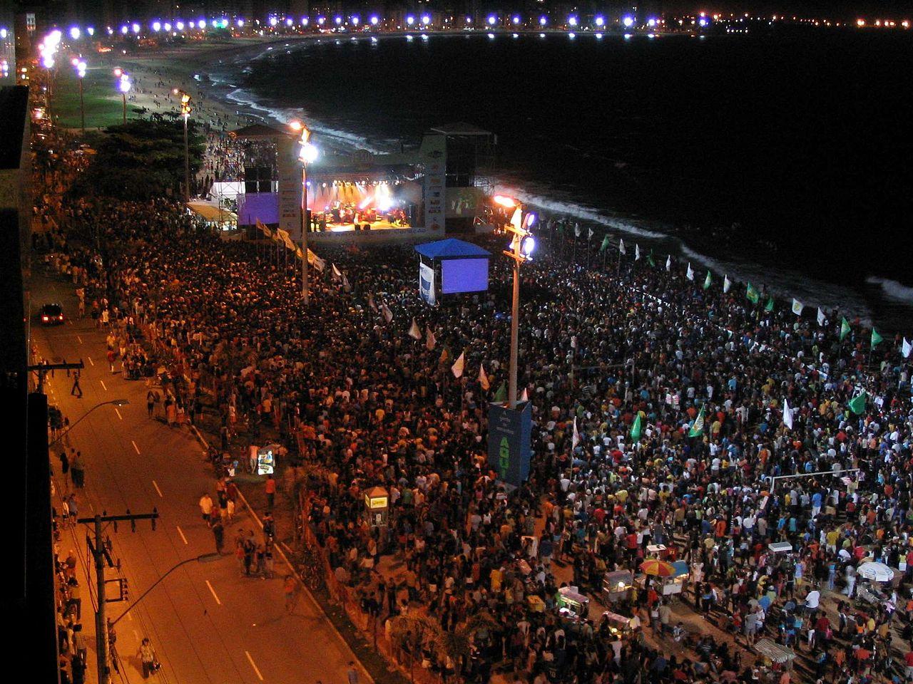 Justiça libera Jesus Vida Verão no calendário de eventos de Vila ...